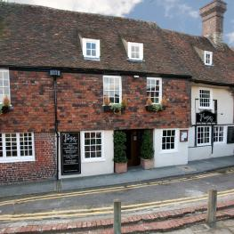 The Parrot, Canterbury - Welcome